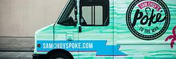 Sam Choy's Poke to the Max (Food Truck): Hawaiin- Seattle
