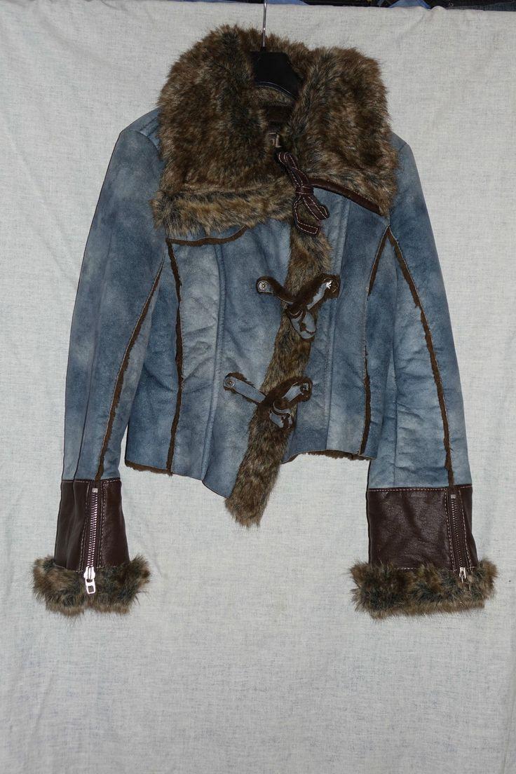 Blouson style mouton retourné en fausse fourrure Miss Sixty | Clothing, Shoes & Accessories, Women's Clothing, Coats & Jackets | eBay!