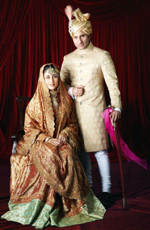 Kareena Kapoor en Ritu Kumar (Crédito de la foto: Avinash Gowariker)