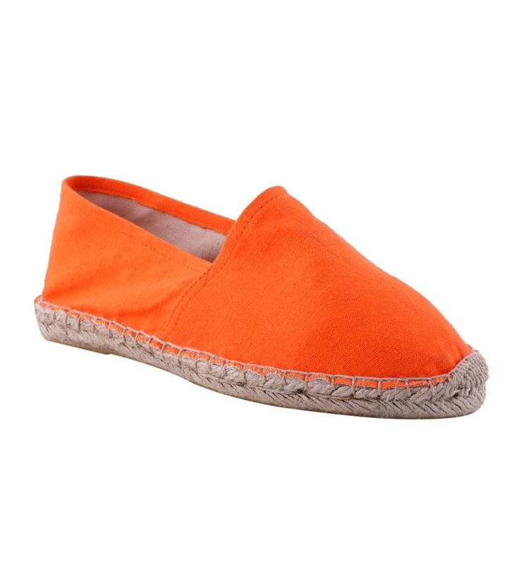 FFC NEW YORK Hanna Espadrilles Orange