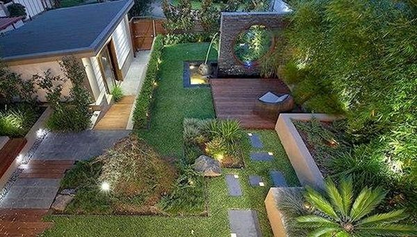 Desain Halaman Rumah Mewah Desain Halaman Rumah Mewah Kemewahan