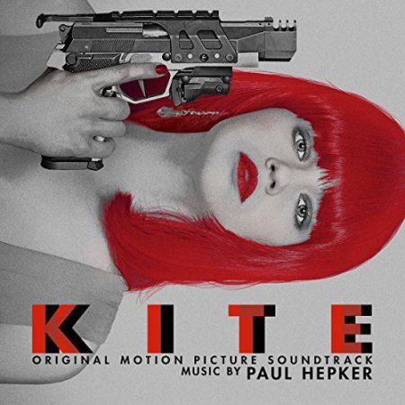 Paul Hepker - Kite / O.S.T. [CD]