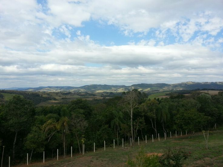Sítio em Jacutinga, MG, Brasil.