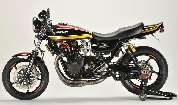 Heiligtum RCM Kawasaki Z1   MotorcycleDaily.com – Motorrad-Nachrichten, Leitartikel, …   – Mopeds