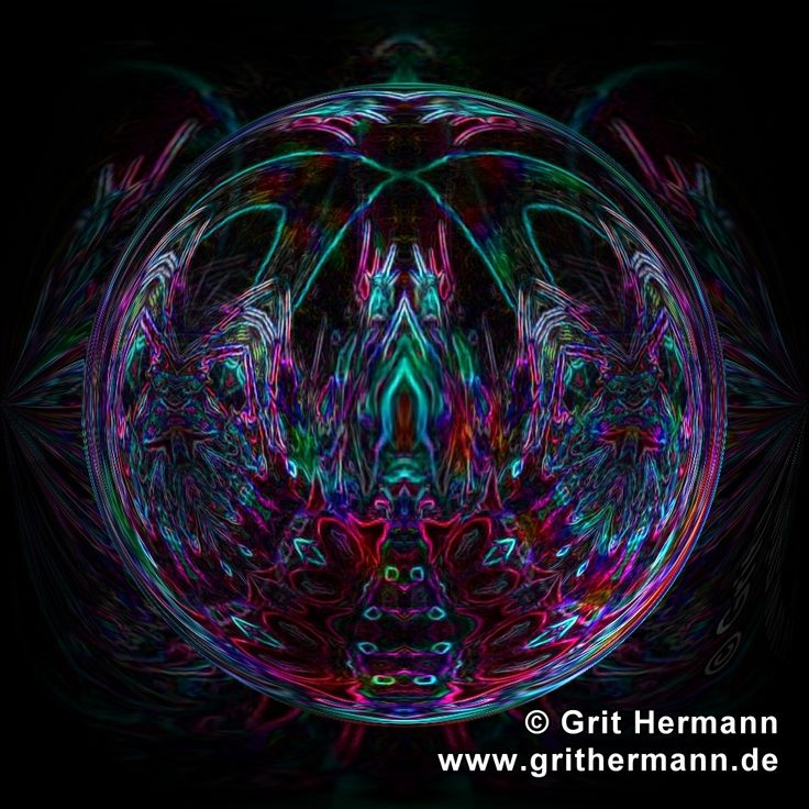 Digital Art by © Grit Hermann All Rights Reserved Just another one of my digital art pieces - here I played a bit with shape. I hope you like it :) My graphic program is a nearly unknown outsider, but great program from the 90s and sold to the rivalry (they let it die), but I love all the filter settings I had created and saved over the years - changing shape, colours, light, contrast, level, saturation and many more.... See one of the results here... I create this digital art only in small…