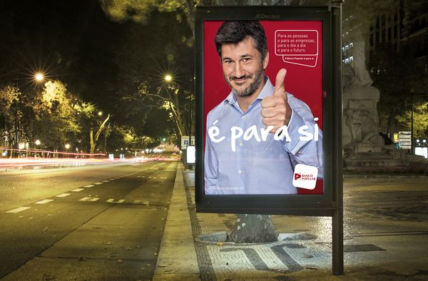 Banco Popular by Tux, via Behance