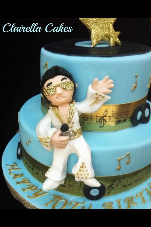 15 Best Images About Elvis Cakes On Pinterest Chocolate
