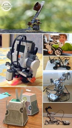 If your kids love exploring science and technology I bet they would love to explore robotics.