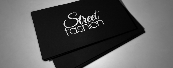 Street Fashion, Tarjeta de Presentación