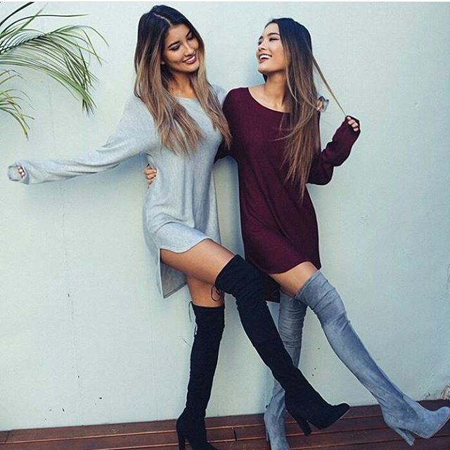Besties goal  Tag your besties & Comments  #getnewoutfits . . . #fashion…