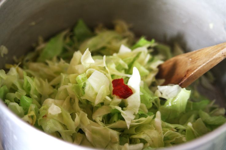 savoy cabbage #vegetable #green #food #cook #chilipepper