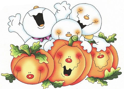 107 best Halloween Clip Art images on Pinterest  Drawings, Happy halloween a...