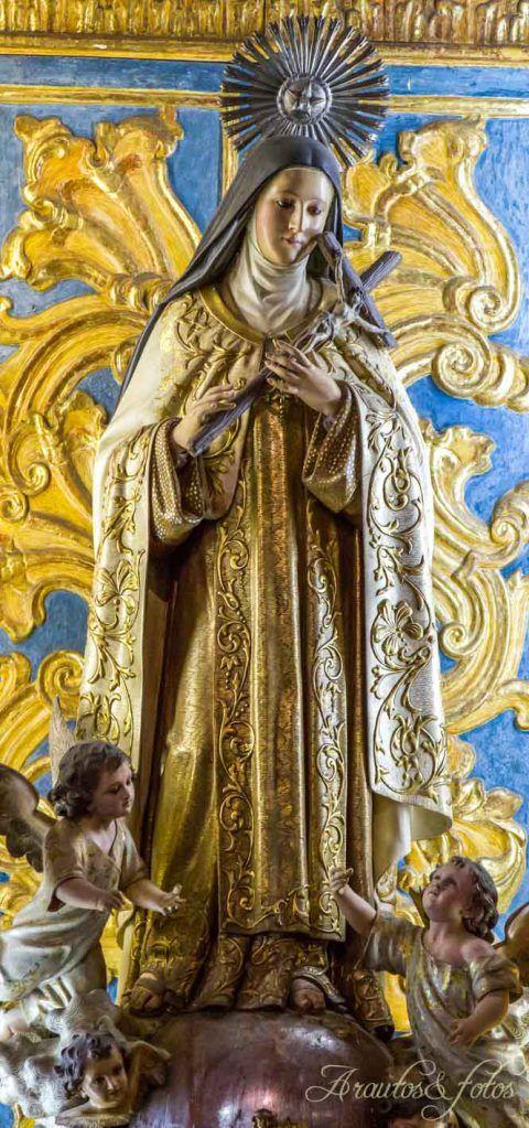 Imagem de Santa Terezinha do Menino Jesus