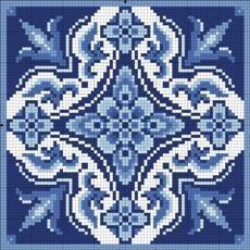 Gallery.ru / схема в РМ - Орнаменты для подушек - livadika