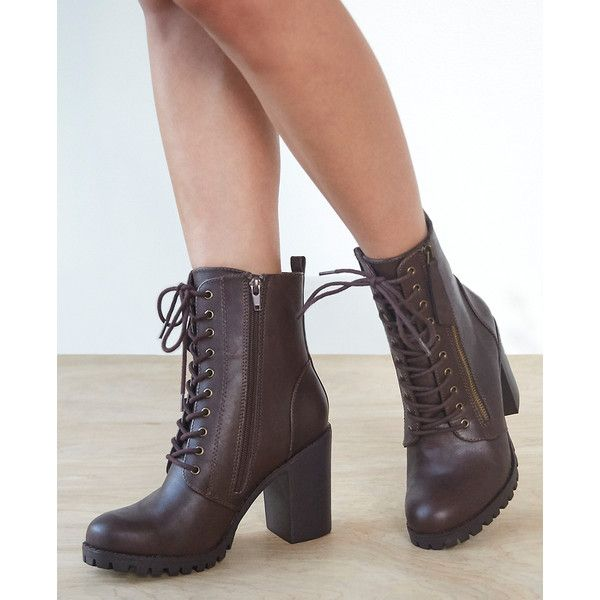 best 25 high heel combat boots ideas on ankle