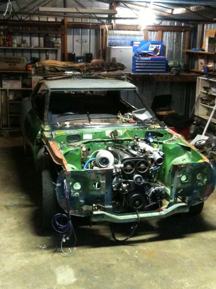 1jz ta23 my first ever engine conversion