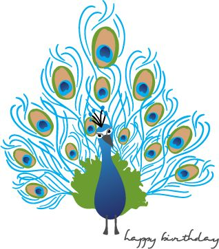 I may use this as a template for the peacock cupcake cake...