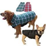 https://www.petboutiquestore.com/collections/frontpage/products/waterproof-reversible-dog-jacket-designer-warm-plaid-winter-dog-coats-pet-clothes-elastic-small-to-large-dog-clothes  Waterproof Reversible Dog Jacket Designer Warm Plaid Winter Dog Coats Pet Clothes Elastic Small to Large Dog Clothes
