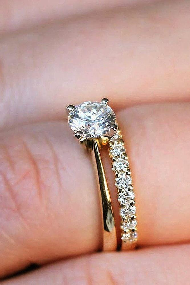 White Gold Wedding Bands Diamond Rings Online Custom Made Wedding Rings Engagement Ring White Gold Buy Wedding Rings Unique Engagement Rings
