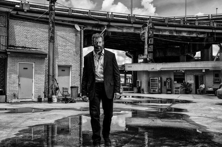 Logan   Confira artes conceituais dos personagens do filme - Jovem Nerd