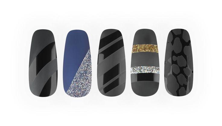 Niets nieuws denk je misschien, matte top coat. Maar wel helemaal hot  in 2013.  Dé trend voor 2013 is nail art en het spelen met texturen...