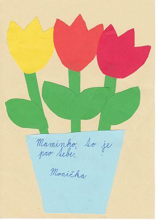 Tulipány pro maminku - 1. třída
