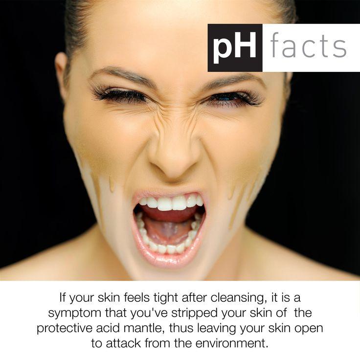 pH skin fact of the week!   #advancedskincare  #pHformula