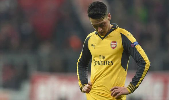 He's a disgrace! Arsenal fans slam Ozil after woeful performance against Bayern Munich   via Arsenal FC - Latest news gossip and videos http://ift.tt/2lj1Kas  Arsenal FC - Latest news gossip and videos IFTTT