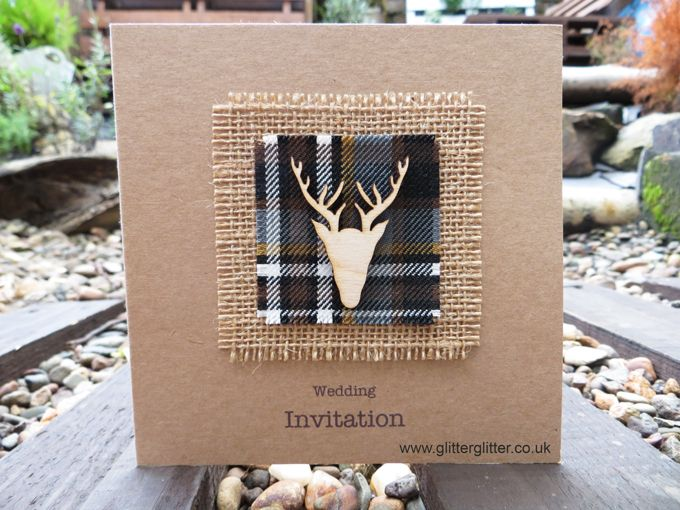 Folded, Pocket and Wallet Invitations
