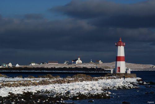 St-Pierre et Miquelon ✈ Ville de Saint-Pierre, la Mairie de Saint-Pierre et sa commune (