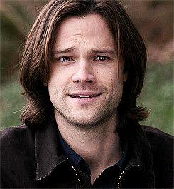 (gif set) Sam Winchester