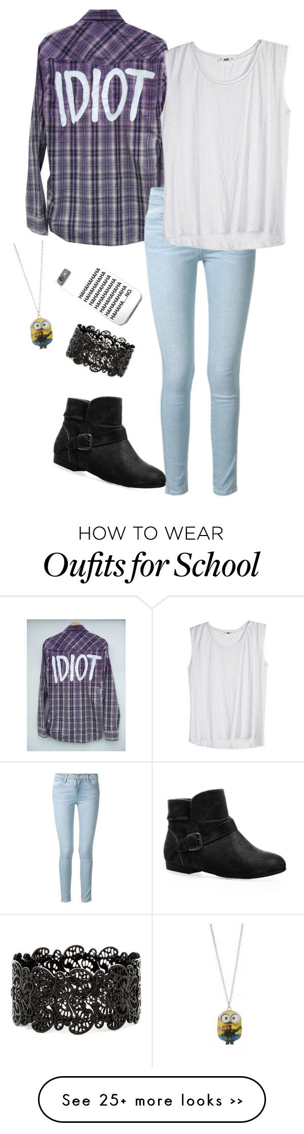 """""""Back to school"""" by pwhyperlink on Polyvore"""