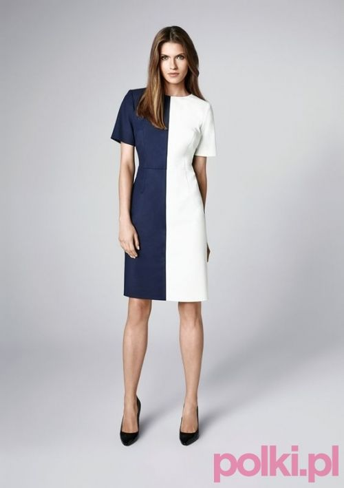 Modne ubrania do pracy - kolekcja Simple CP wiosna 2014 #polkipl #bebeauty #moda #style #trendy #dresscode
