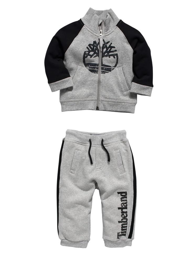 Timberland Baby Boys Jogsuit Very.co.uk