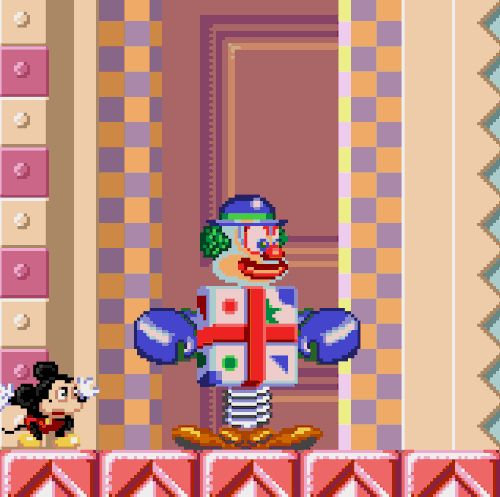 "mvc2: "" Castle of Illusion Starring Mickey Mouse, Sega Genesis (1990) """
