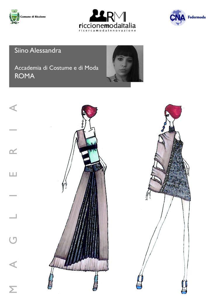 Siino Alessandra Accademia di Costume e di Moda ROMA