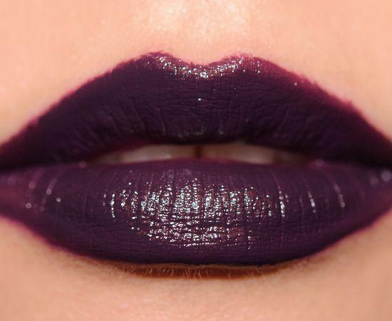 Too Faced fondu Villain fondu liquéfié rouge à lèvres longue Porter