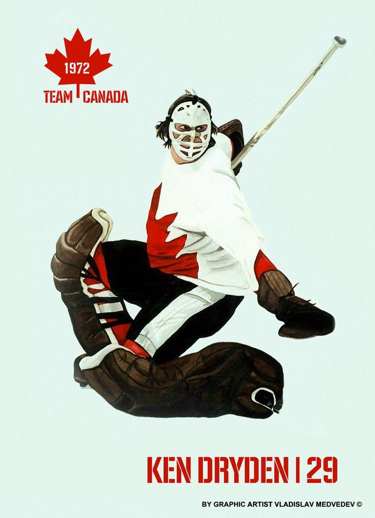 Ken Dryden | Кен Драйден #голкипер #вратарь #канада #монреаль #легенда #хоккей #icehockey #goaltender #goalie #montrealcanadiens #canada #teamcanada #summitseries1972 #summitseries #stanleycupwinners