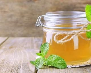 Gelée de thé Dukan aux fruits mentholés