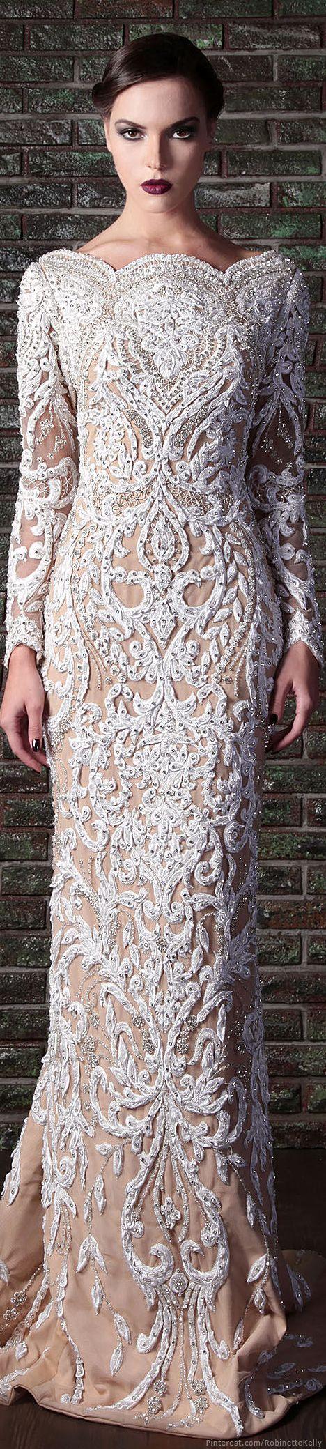 #Rami Kadi Couture F/W 2014