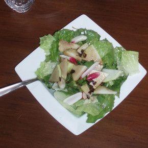 Salată de fasole cu avocado (de la 1 an)