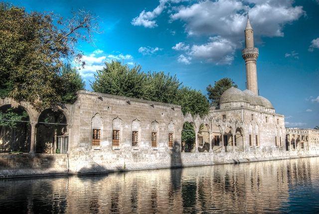 Balikligol in Sanliurfa - Pool of Abraham #turkey