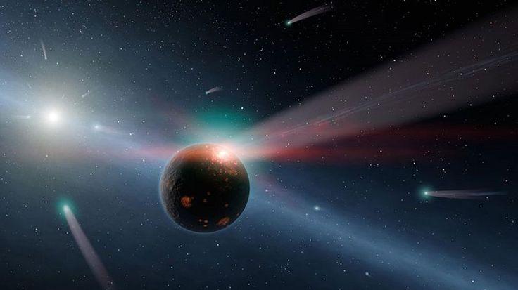 La Nube de Oort. Los límites del Sistema Solar - https://www.meteorologiaenred.com/nube-de-oort-limites-sistema-solar.html