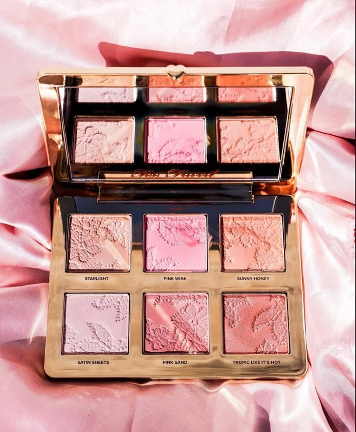 Too Faced Natural Face Palette Spring 2018 is launching soon and can easily win the prettiest face palette of this year. It features 9 shades.