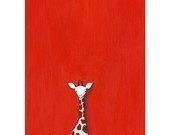 Cute wee giraffe from Creative Thursday.