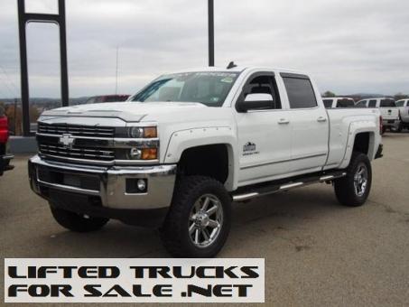 Lifted Trucks 2015 Lifted Chevy Silverado 2500HD Diesel ...