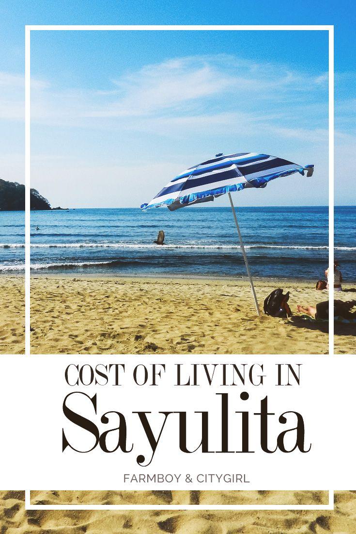 Cost of Living in Sayulita, Mexico | http://farmboyandcitygirl.com/destinations/north-america/mexico/sayulita/cost-of-living-in-sayulita-mexico/