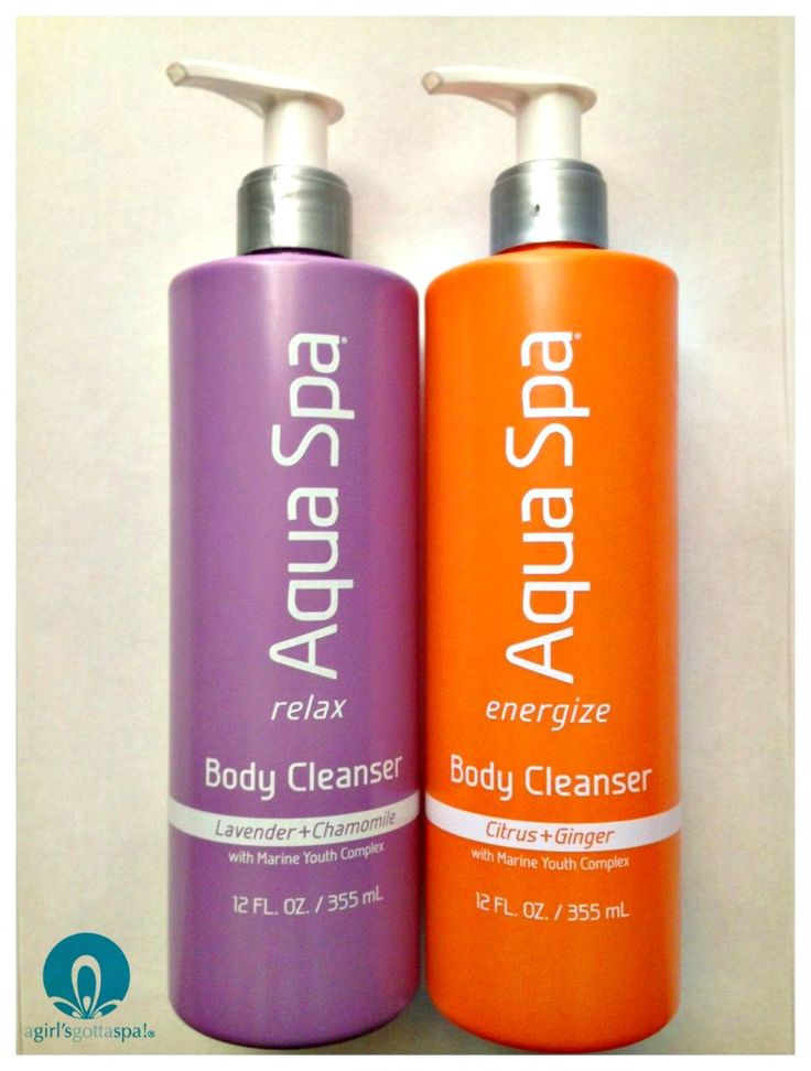 Aqua Spa Body Cleanser #review #beauty via @agirlsgottaspa