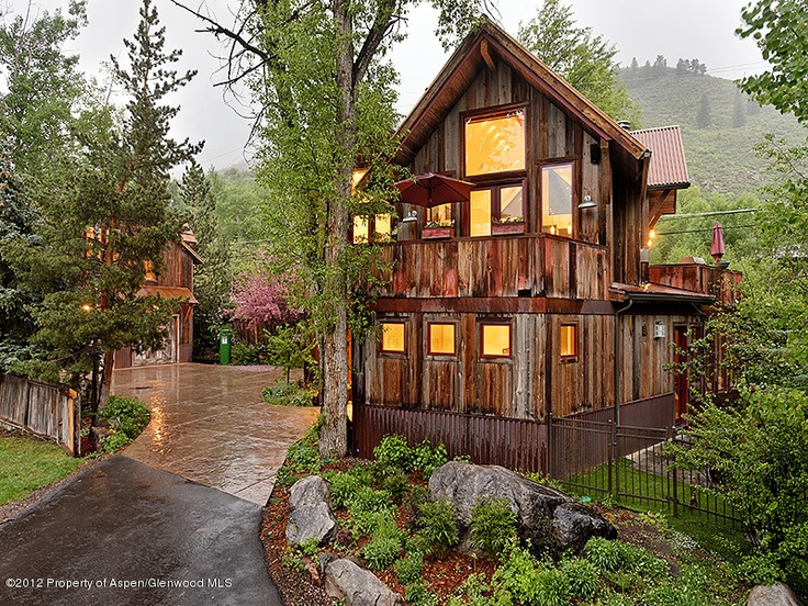 aspen colorado cabins and cottages pinterest aspen On cabine colorado aspen
