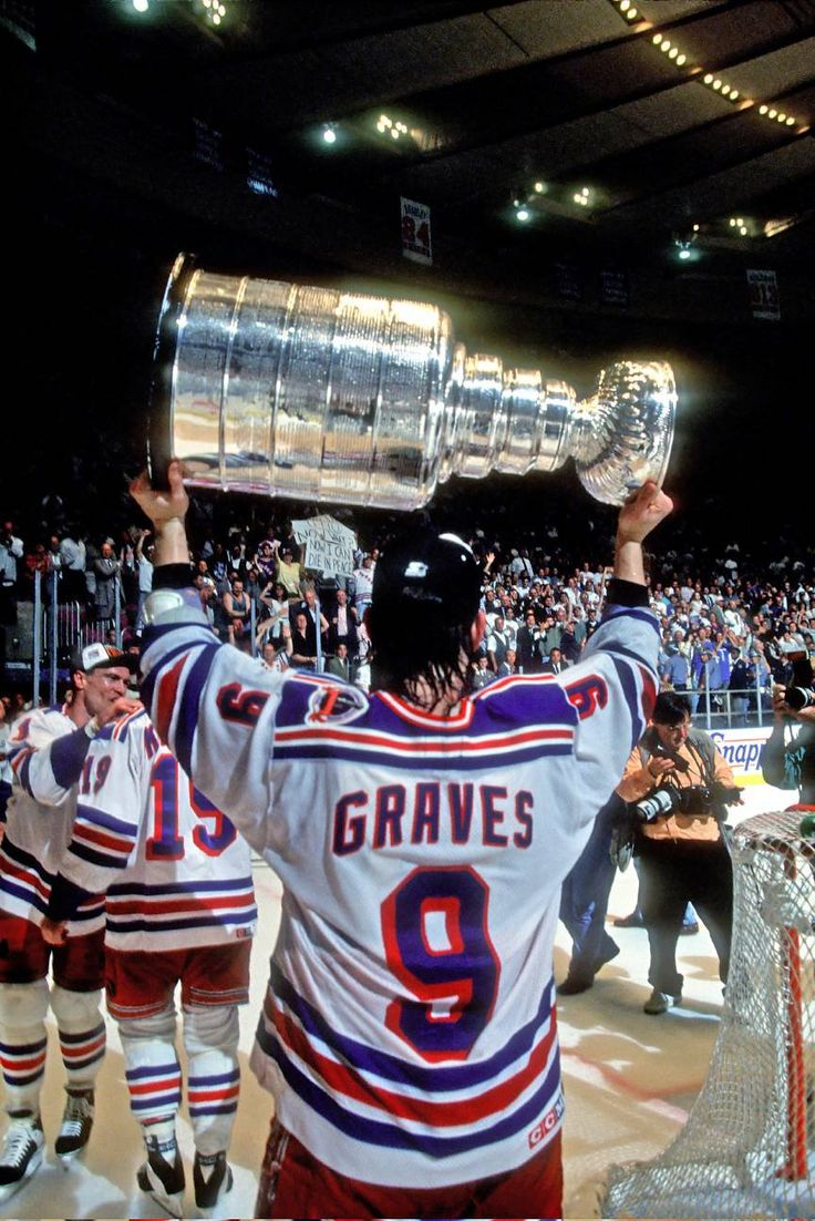 When I loved the rangers, and especially Adam Graves